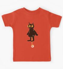 Fran Bow Kitty Kids Clothes