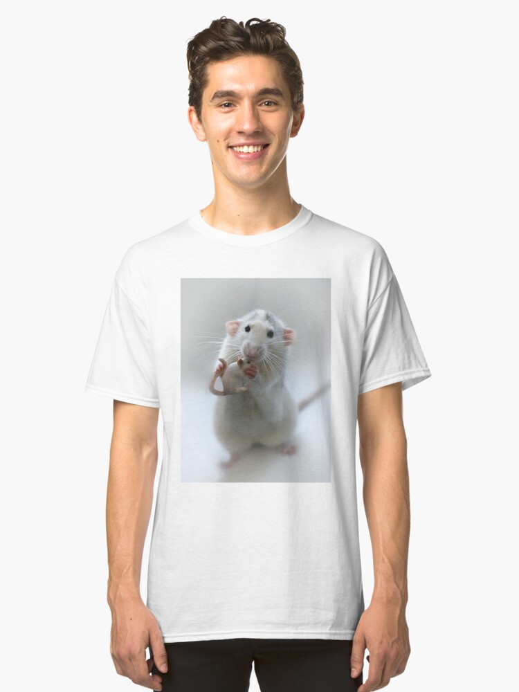 Alternate view of Can I keep him? Classic T-Shirt