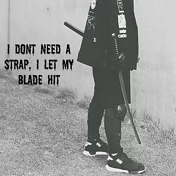I let my blade hit- X by oddone74