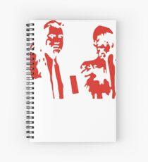 vincent , jules Spiral Notebook