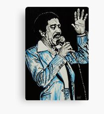 Brother Rich Canvas Print