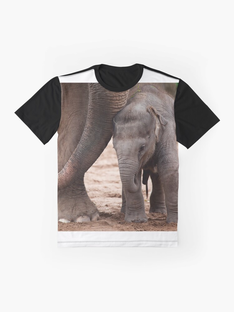 Alternate view of Reassurance Graphic T-Shirt