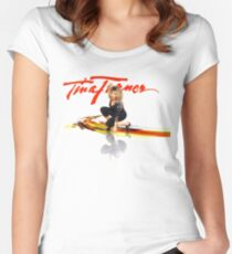Tina Turner - Cosmic Ride Women's Fitted Scoop T-Shirt