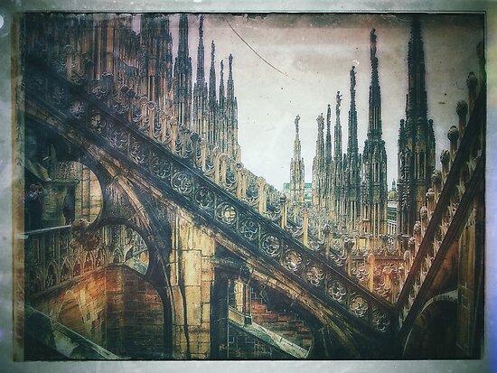 Il Duomo, Milan by cherylkerkin
