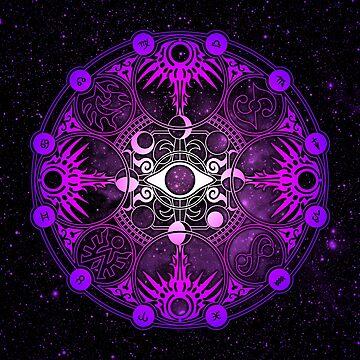 Yuko Ichihara Magic Circle by alphavirginis