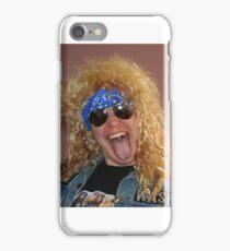 80s METAL iPhone Case/Skin