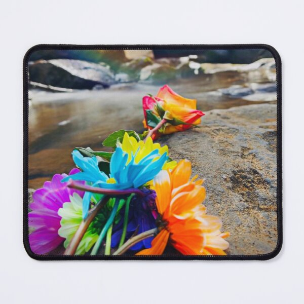 Rainbow on the River Mouse Pad