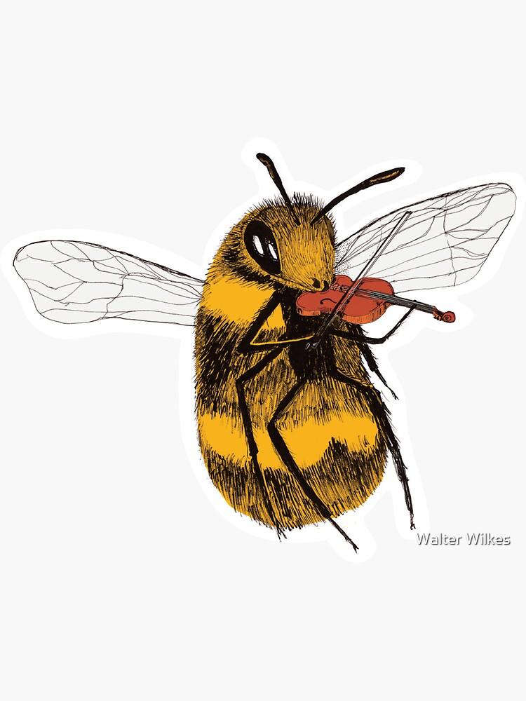 Talented Bee by waltshop