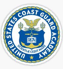 United States Coast Guard Academy Sticker