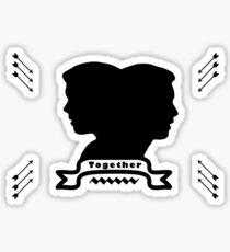 'Ensemble' Sticker