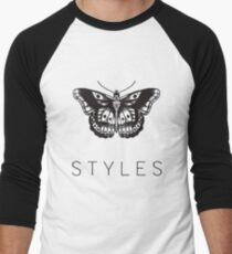Butterfly Tattoo Baseball ¾ Sleeve T-Shirt