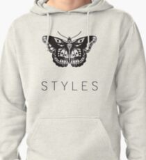 Butterfly Tattoo Pullover Hoodie
