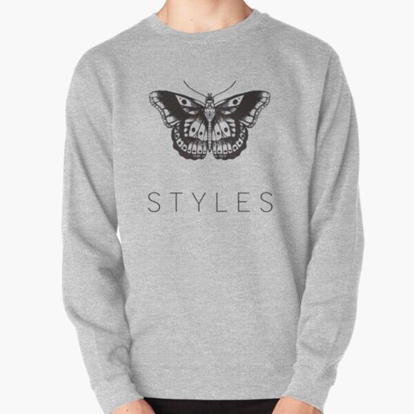 Butterfly Tattoo Pullover Sweatshirt