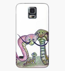 Mind Worms Funda/vinilo para Samsung Galaxy