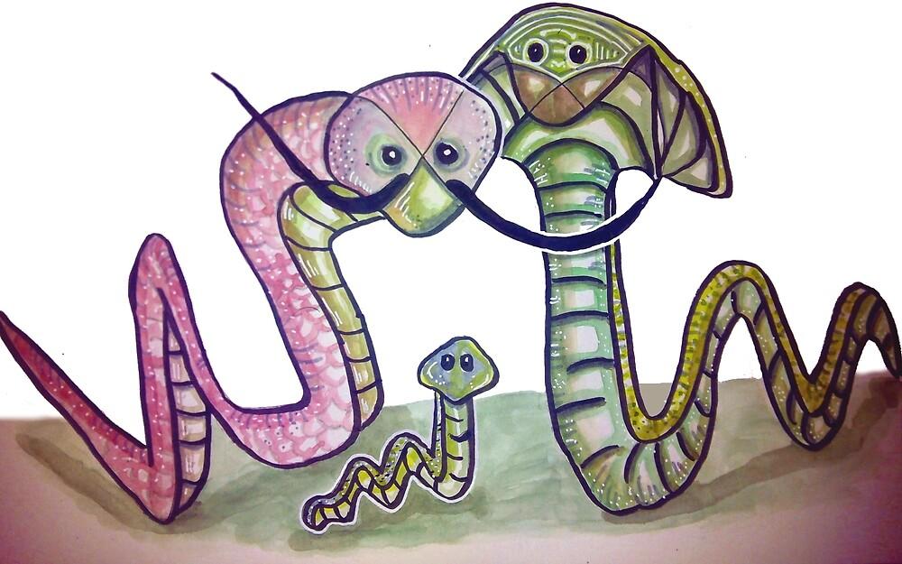 «Mind Worms» de laramaktub