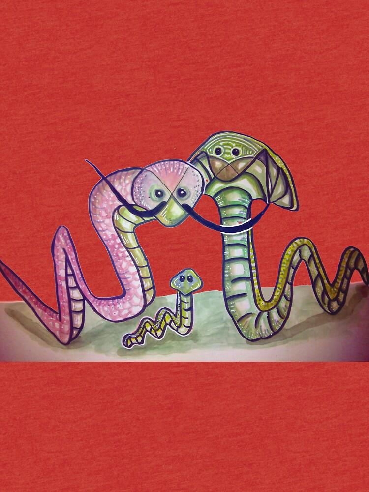 Mind Worms de laramaktub