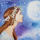 Moon Goddess by Debra McFarlane