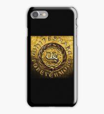 WHITESNAKE MORE TELUR iPhone Case/Skin