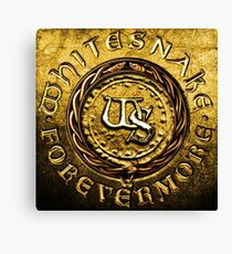 WHITESNAKE MORE TELUR Canvas Print