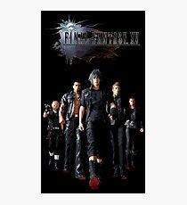 Final Fantasy XV 15 Photographic Print