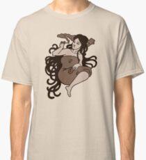 mucha smoke girl job Classic T-Shirt