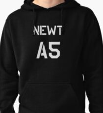 Newt - A5 Pullover Hoodie