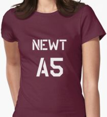 Newt - A5 Women's Fitted T-Shirt