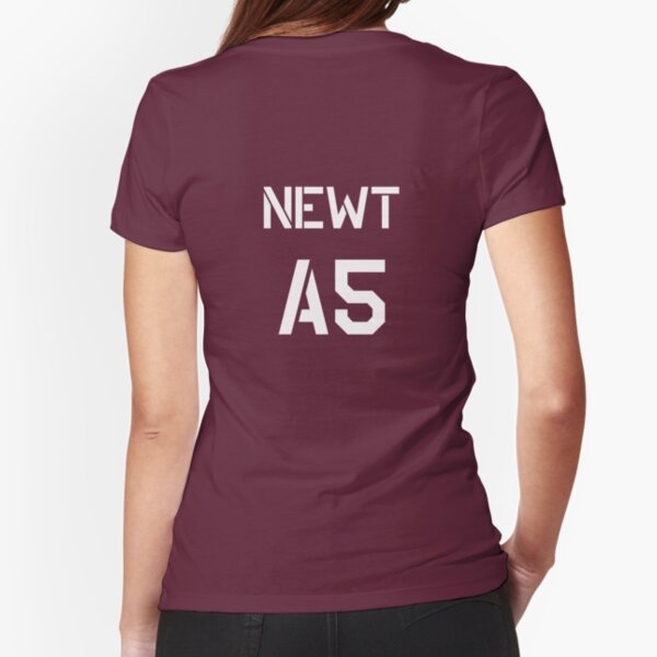 Newt - A5 Fitted T-Shirt