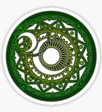 Yukito Tsukishiro Magic Circle Sticker