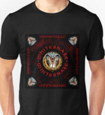 WHITESNAKE RED TELUR Unisex T-Shirt
