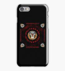 WHITESNAKE RED TELUR iPhone Case/Skin