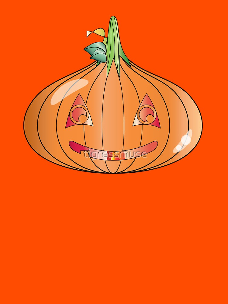 Halloween Approaches Slime-O-Lantern by tigressmuse