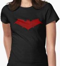 The Red Hood Women's Fitted T-Shirt