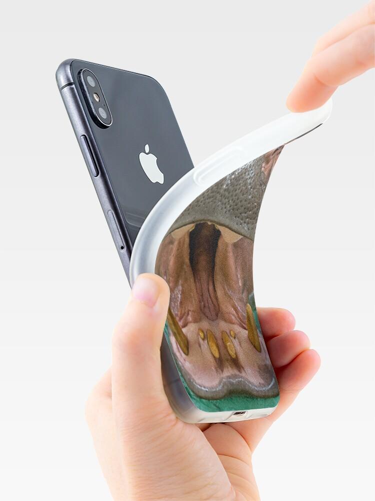 Alternative Ansicht von Weit öffnen iPhone-Hülle & Cover