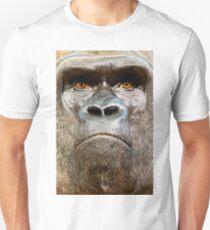 Portrait of a Silverback T-Shirt