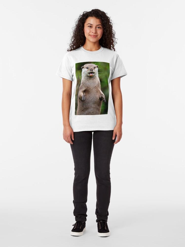 Alternate view of Otter Classic T-Shirt