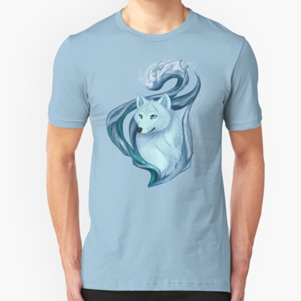 Spirit of Water and Ice Slim Fit T-Shirt