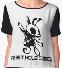 Rabbit Hole Comics Chiffon Top