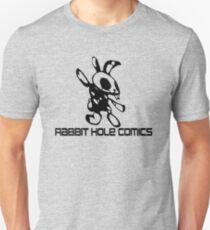Rabbit Hole Comics Slim Fit T-Shirt