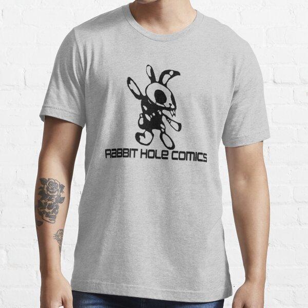 Rabbit Hole Comics Essential T-Shirt