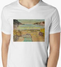 Moonrise Kingdom Mens V-Neck T-Shirt