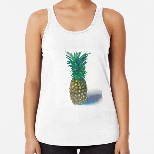 Pineapple Racerback Tank Top