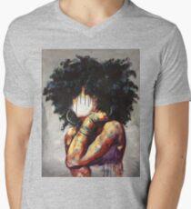 Naturally II Men's V-Neck T-Shirt