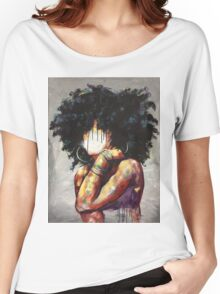 Naturally II T-shirt femme coupe relax