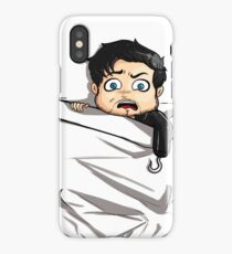 Tiny Hook iPhone Case/Skin
