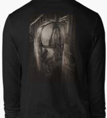PERCHERON DRAFT HORSE Long Sleeve T-Shirt