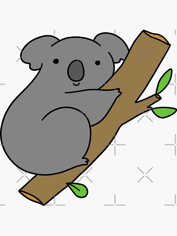 Escalando Koala de SaradaBoru