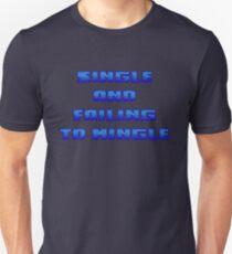 Single and Failing to Mingle - BOYS T-Shirt