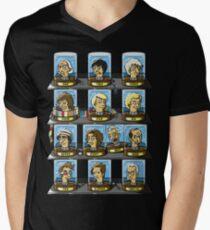 Regen-O-Rama Men's V-Neck T-Shirt