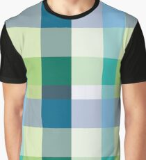 blue and green slots Graphic T-Shirt